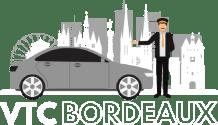 Logo 1 chauffeur VTC Bordeaux